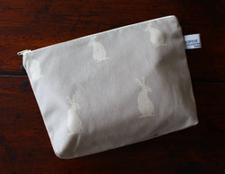 Sophie Botsford Hare Cosmetic Bag