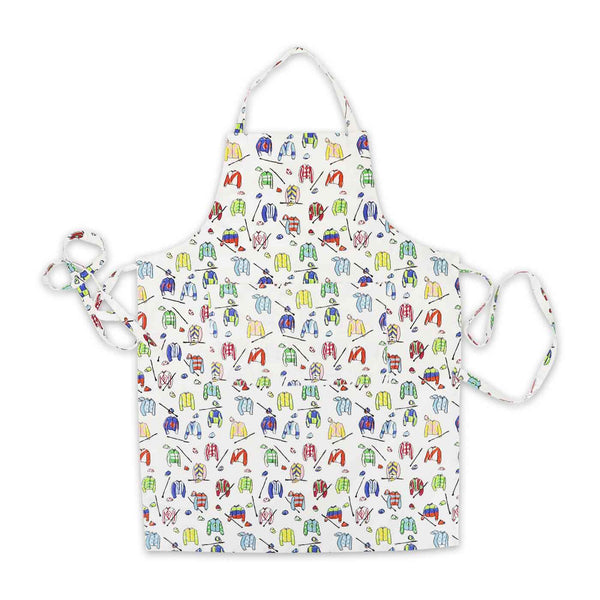 Pomegranate Apron – Jockey Silks