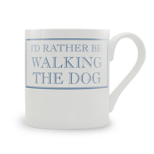 Stubbs Mugs I'd Rather… Mugs