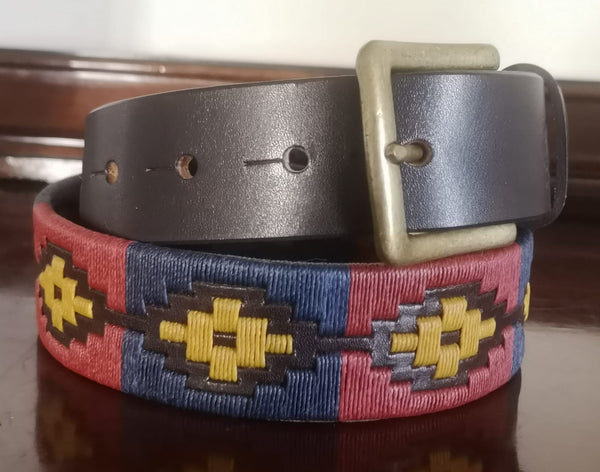 Glaze & Gordon Badger Belt