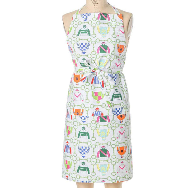 Pomegranate Apron – Pick Six