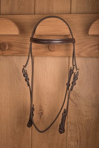 Glaze & Gordon Luxury Raised Bridle