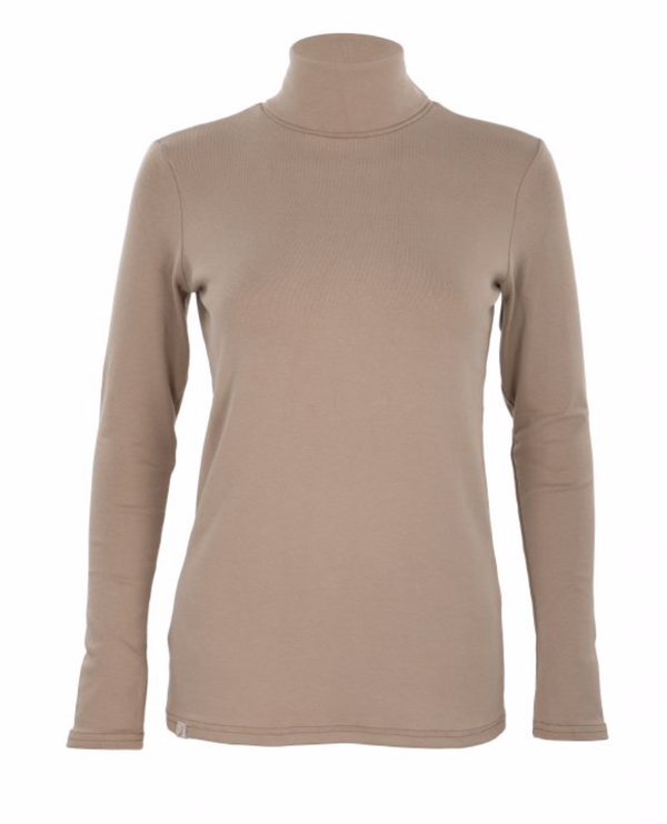 Ginger & Jardine Tattersall Luxe Roll Neck - Ladies
