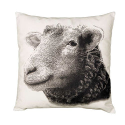Eric & Christopher Sheep Cushion Cover