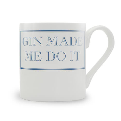 Glaze & Gordon Gin Mugs - Various