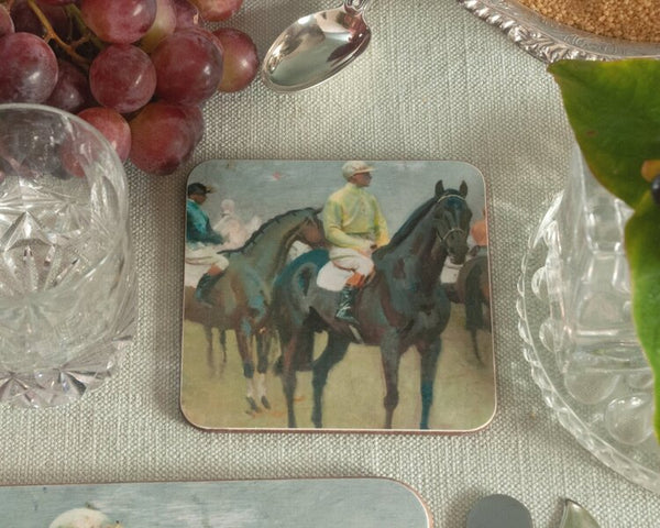 "Munnings ""Before the Race"" Coaster"