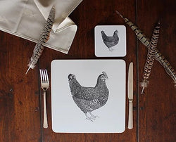 Sophie Botsford Chicken Placemat