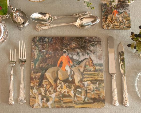 "Munnings ""Edge of the Wood"" Placemat"