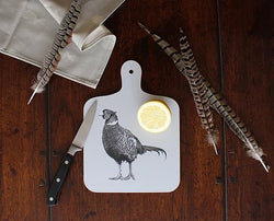 Sophie Botsford Pheasant Small Chopping Board