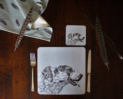 Sophie Botsford Foxhounds Placemat