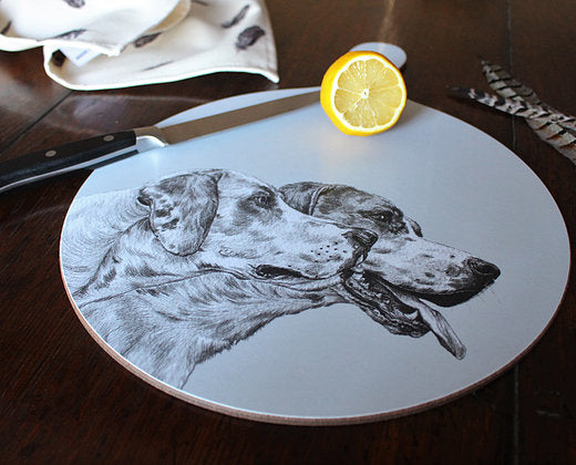 Sophie Botsford Foxhounds Chopping Board