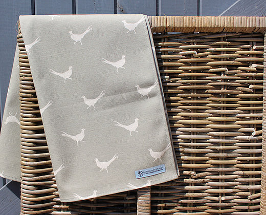Sophie Botsford Pheasant Tea Towel