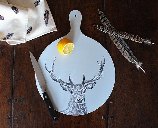 Sophie Botsford Stag Chopping Board