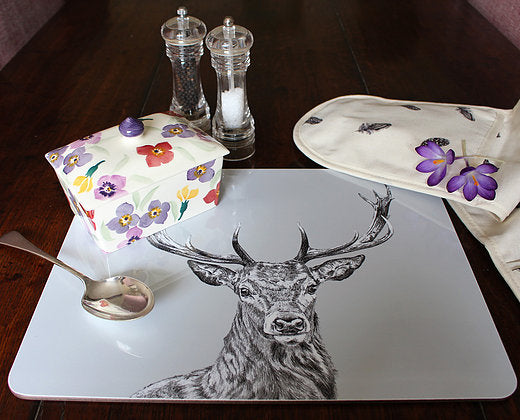 Sophie Botsford Stag Serving Mat