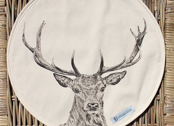 Sophie Botsford Exmoor Stag Aga Top