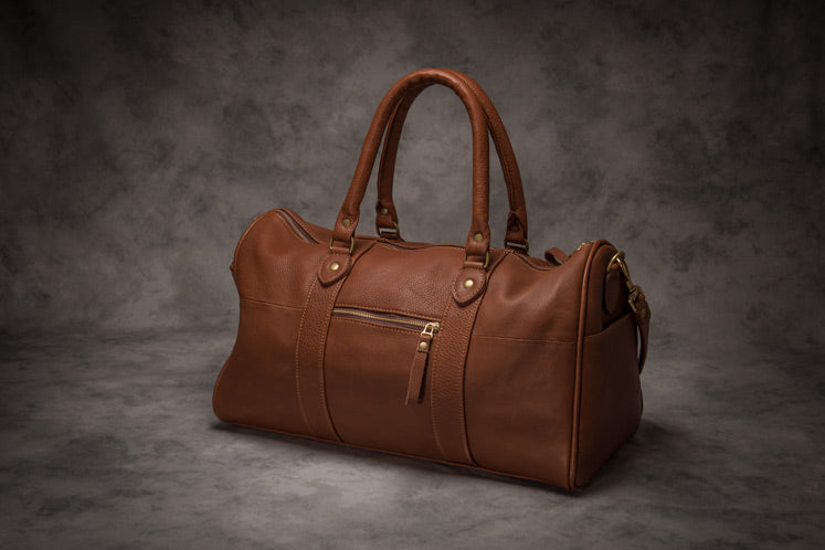 Glaze & Gordon Crosby Weekender Bag