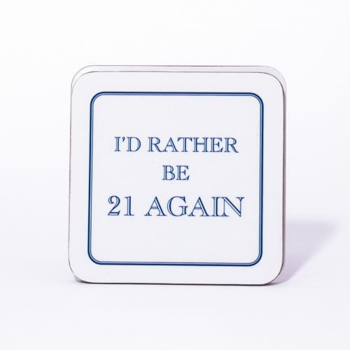 Stubbs I'd Rather Be.. Coasters