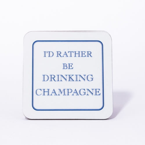 Glaze & Gordon I'd Rather Be.. Coasters