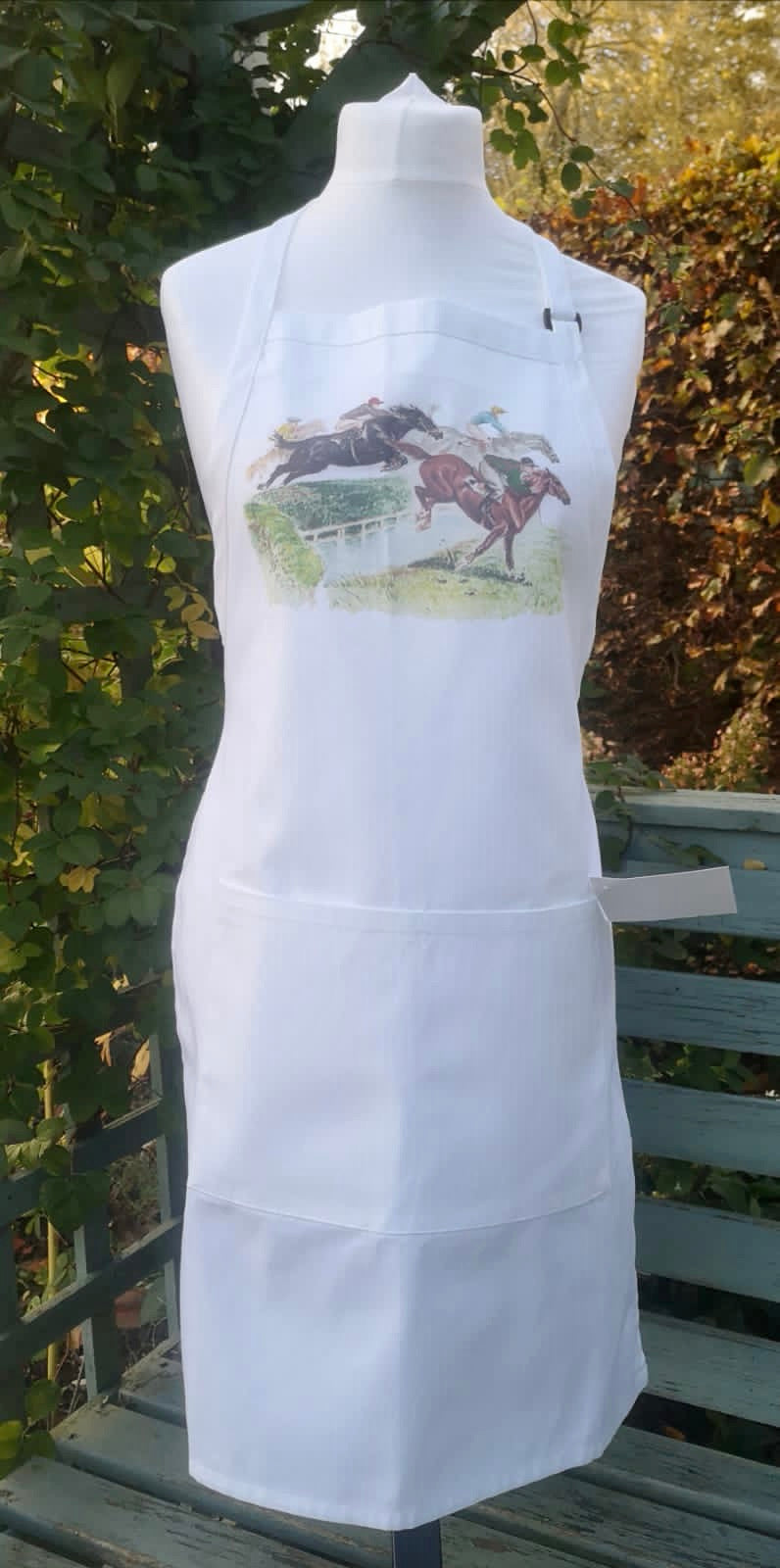 Ox Bow Decor Over the Fence Apron