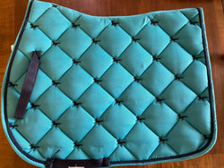Centaur® Running Horses Close Contact Saddle Pad