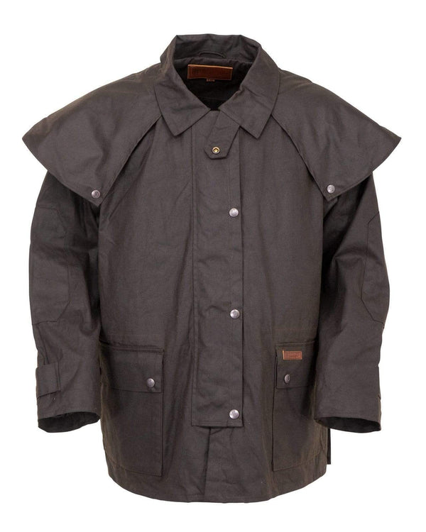 Outback Unisex Wax Jacket - The Bush Ranger