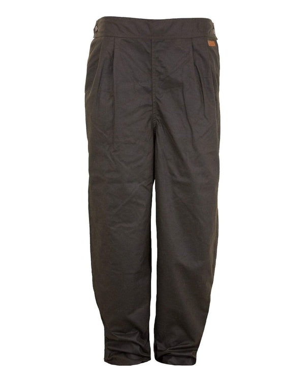 Outback Unisex Wax Waterproof Over Trousers