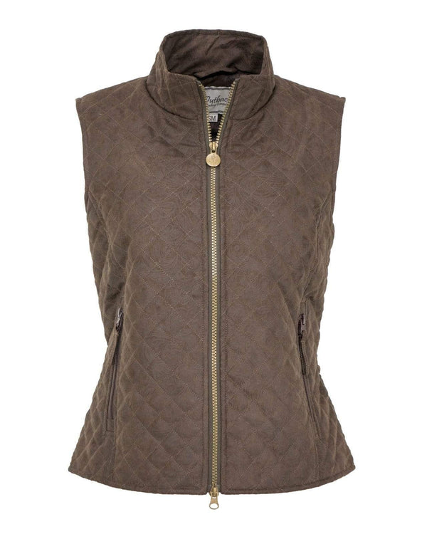 Outback Ladies Water Resistant Quilted Gilet -  The Wilona