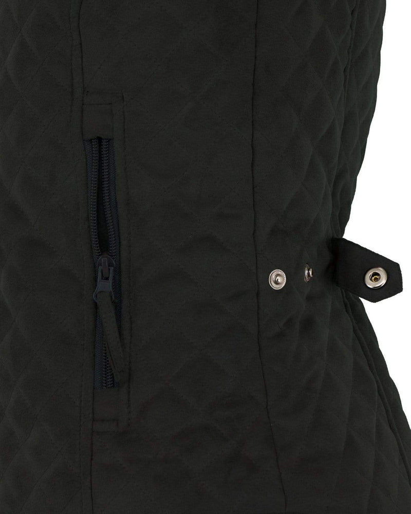 Outback Ladies Water Resistant Quilted Gilet -  The Grand Prix