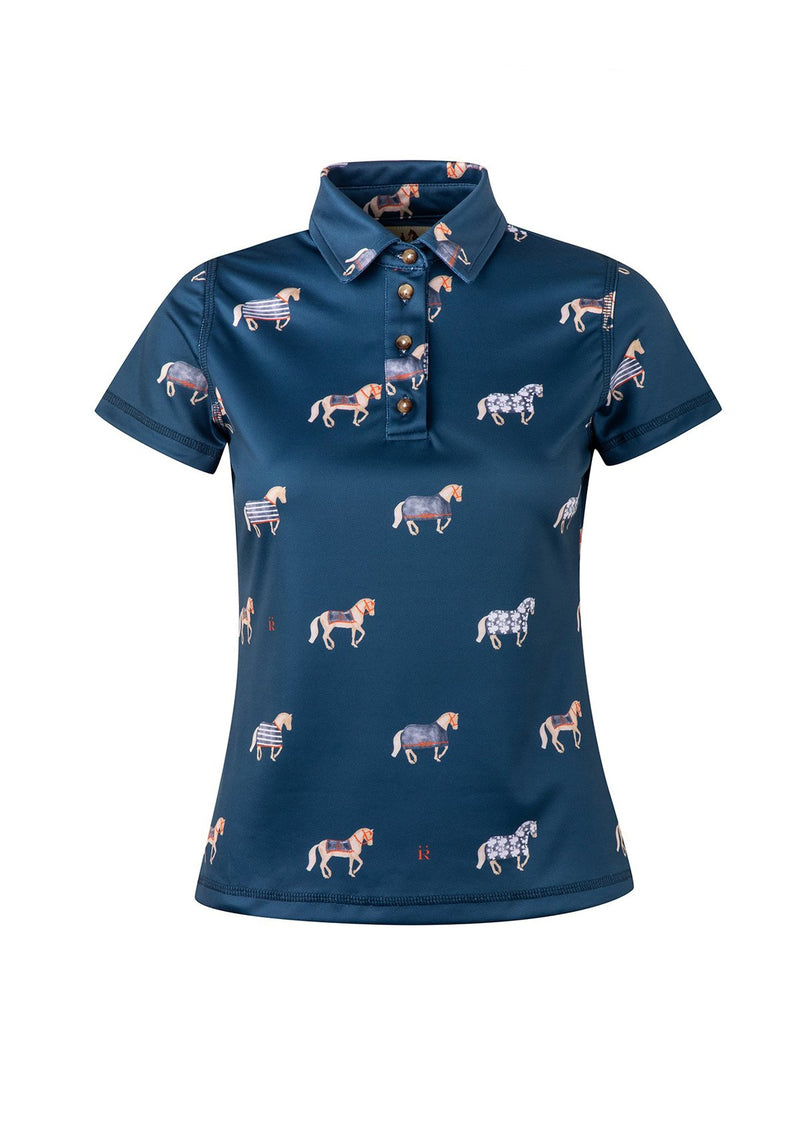 Rönner Sailor Short Sleeve Polo Shirt
