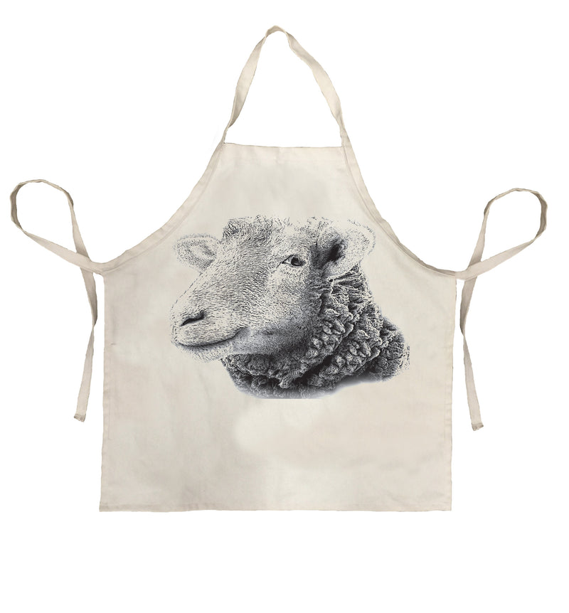 Eric & Christopher Sheep Apron