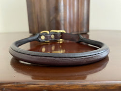 Glaze & Gordon Alnwick Rolled Leather Collar