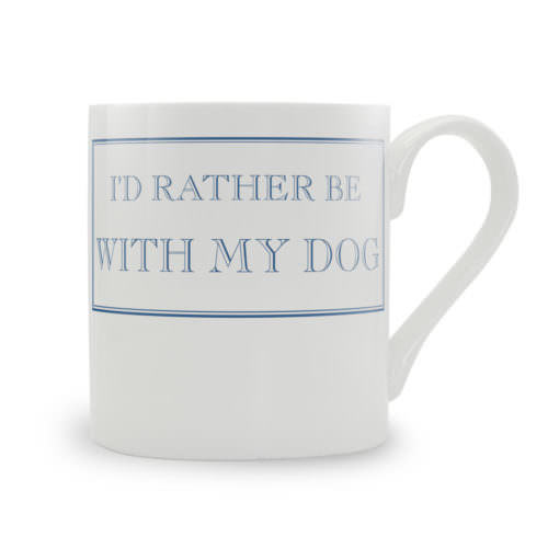 Stubbs Mugs I'd Rather– Mugs