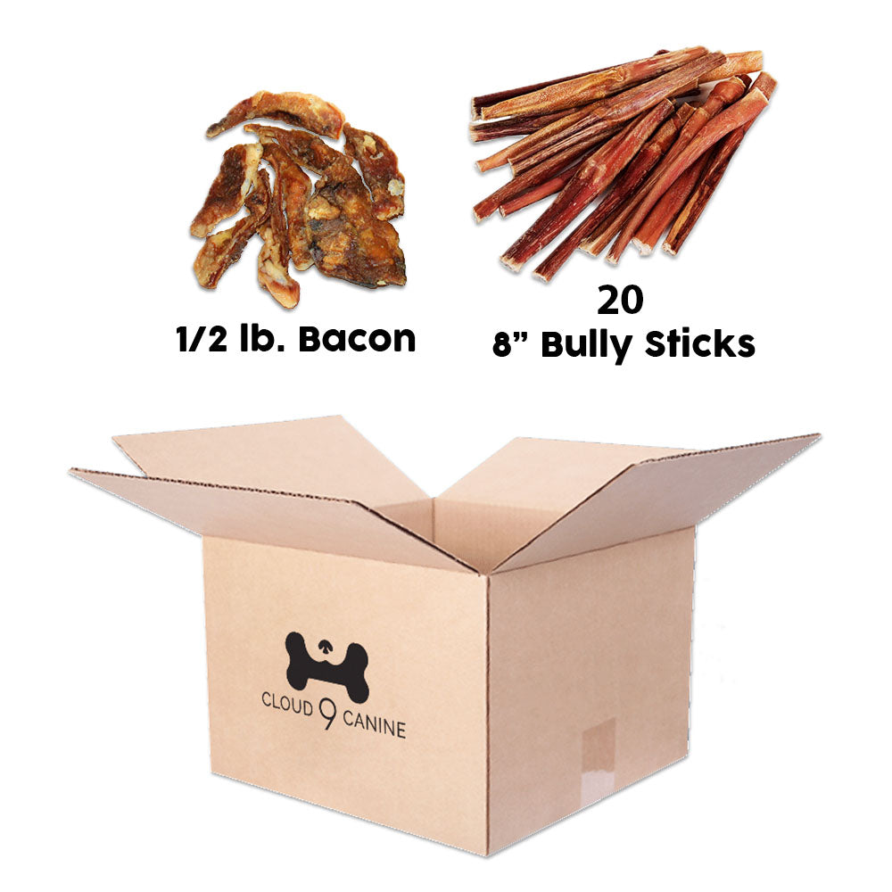 Medium Dog Tailwagger Box