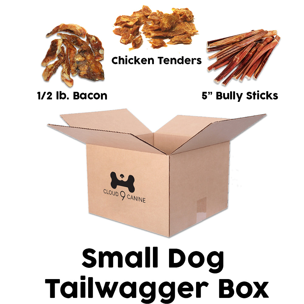 Small Dog Tailwagger Box