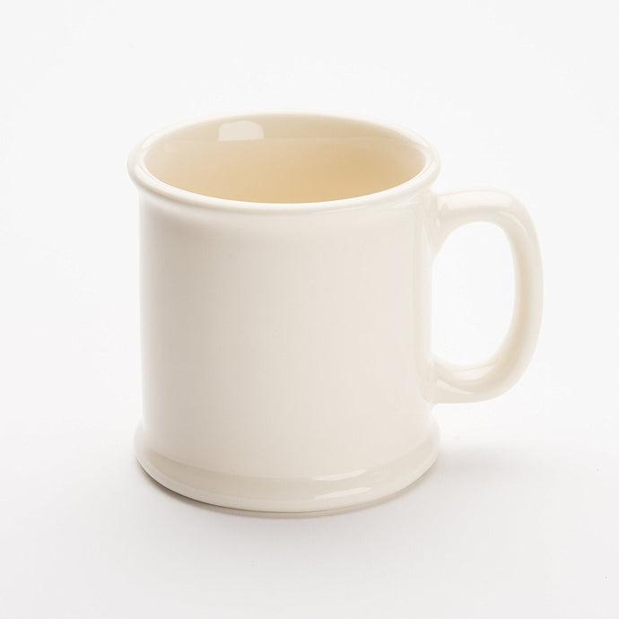 Classic Ceramic Coffee Mug, Pack of 2