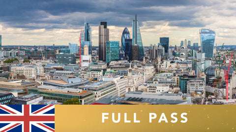 London Full Pass