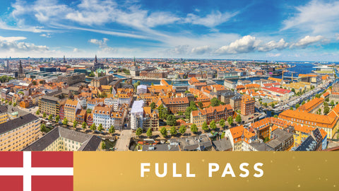 Copenhagen Full Pass