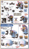 Bandai One Piece Chopper Robo Super 01 Guard Fortress (Plastic Model)