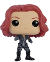 Funko Captain America: Civil War 132 Black Widow Pop! Vinyl Figure