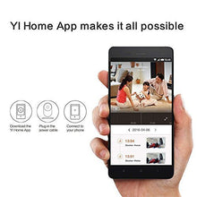 YI Home Camera 2, 1080p Full HD Wireless IP Security Surveillance System  with Activity Zone, Human Detection for Indoor, Store, Baby, Pet Monitor  with