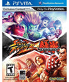 Street Fighter X Tekken - PlayStation Vita (US)