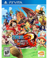 One Piece: Unlimited World Red  - PlayStation Vita (US)
