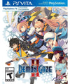 Demon Gaze II - PlayStation Vita (US)