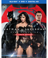 Batman vs Superman: Dawn of Justice (Ultimate Edition Blu-ray + DVD + Digital HD UltraViolet Combo Pack)