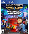Minecraft: Story Mode - The Complete Adventure - PlayStation 4 (US)