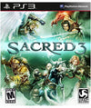 Sacred 3 - PlayStation 3 (US)