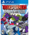 Transformers Devastation - Playstation 4 (US)
