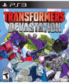Transformers Devastation - PlayStation 3 (US)