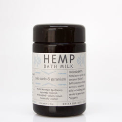 Hemp Bath Milk