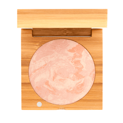 Certified Organic Baked Blush in Peach